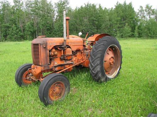 1952 Case Dc Tractor : Old case tractor pictures