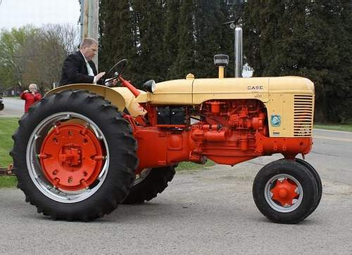Old Case Tractor : Images about case tractors on pinterest