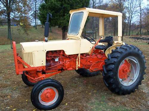 1960 Case Backhoe : Case b pictures to pin on pinterest daddy