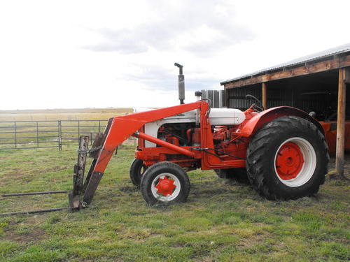 1960 Case Backhoe : Case o matic tractor related keywords