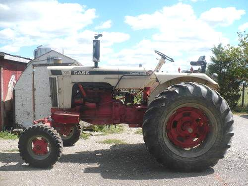 Case Gas Tractor : Old case tractor pictures