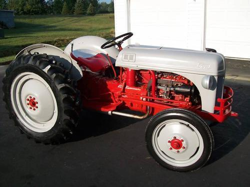 1950 Ford 8n Tractor Parts : Ford tractor