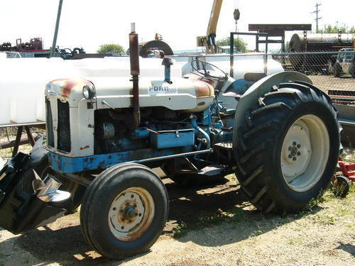 Ford Super Major Deisel Tractor
