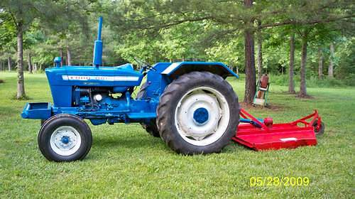 Ford 4000 Diesel Tractor : Ford diesel tractor