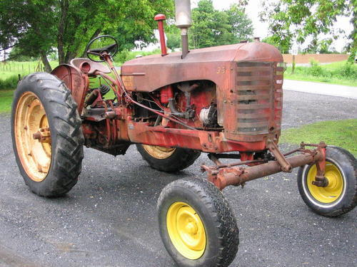 1952 Massey Harris Pony Tractor : Massey harris pony pictures to pin on pinterest