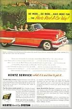 Return to the Main Page of Old car and Truck Ads